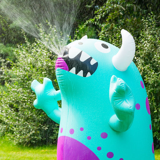 BigMouth - Ginormous Monster Yard Sprinkler | Cookie Jar - Home of the Coolest Gifts, Toys & Collectables