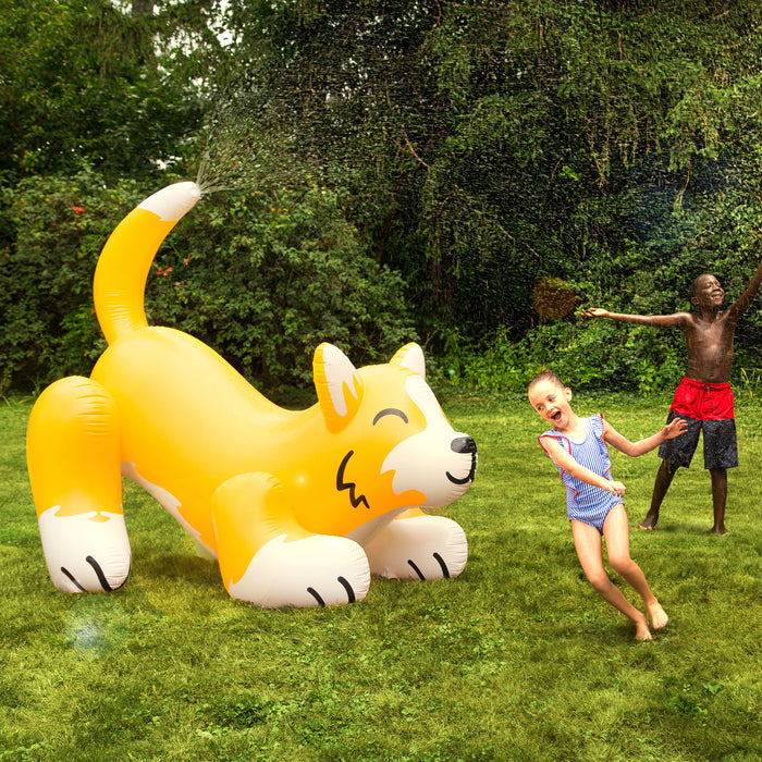 BigMouth - Ginormous Corgi Inflatable Yard Sprinkler