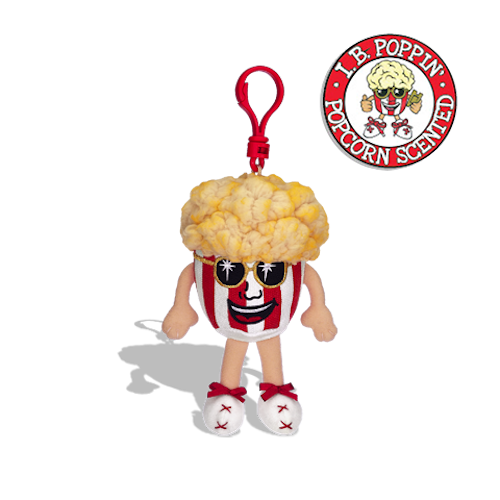 Whiffer Sniffers - I.B. Poppin' Backpack Clip | Cookie Jar - Home of the Coolest Gifts, Toys & Collectables