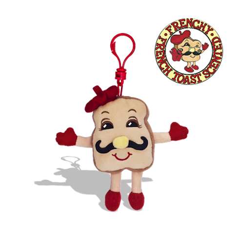 Whiffer Sniffers - Mystery Pack #2 Backpack Clip | Cookie Jar - Home of the Coolest Gifts, Toys & Collectables