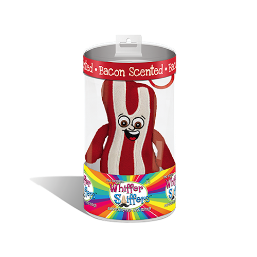 Whiffer Sniffers - Ben Sizzlin' Bacon Backpack Clip