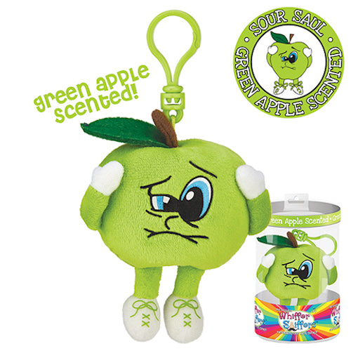 Whiffer Sniffers - Sour Saul Scented Backpack Clip | Cookie Jar - Home of the Coolest Gifts, Toys & Collectables
