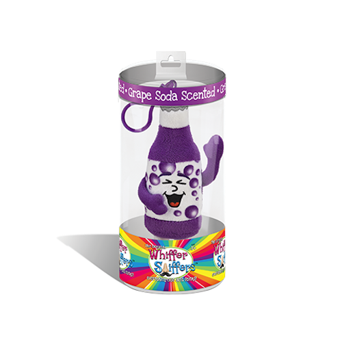 Whiffer Sniffers - Izzy Sodalicious Scented Backpack Clip