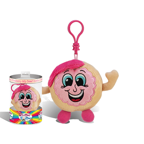 Whiffer Sniffers - Phil O'Jelly Scented Backpack Clip