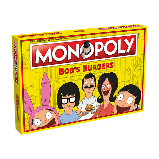 Monopoly - Bob's Burgers Edition | Cookie Jar - Home of the Coolest Gifts, Toys & Collectables
