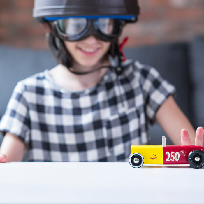Candylab - Penicillin Wood Toy Car | Cookie Jar - Home of the Coolest Gifts, Toys & Collectables