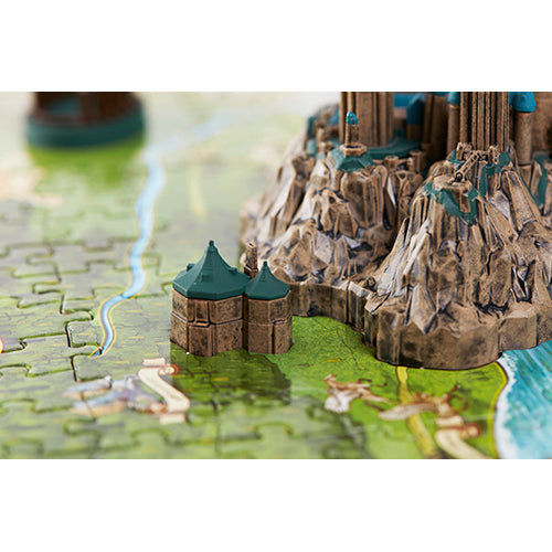 4D Harry Potter Wizarding World of Hogwarts 543pc Puzzle | Cookie Jar - Home of the Coolest Gifts, Toys & Collectables