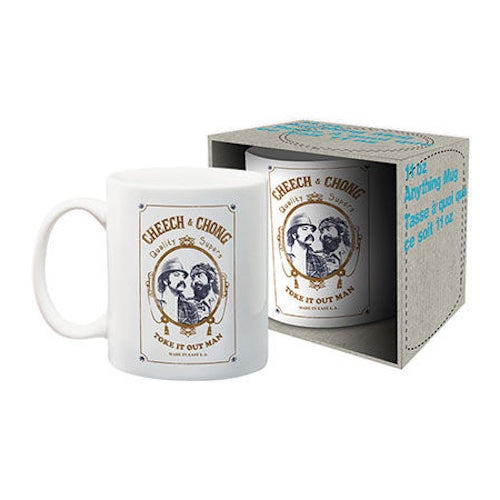 Cheech & Chong Ceramic Mug | Cookie Jar - Home of the Coolest Gifts, Toys & Collectables