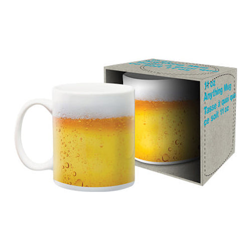 Beer Ceramic Mug | Cookie Jar - Home of the Coolest Gifts, Toys & Collectables