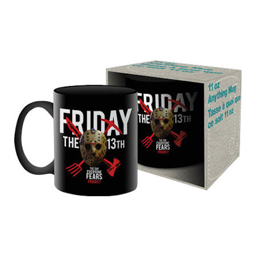 Friday the 13th Ceramic Mug | Cookie Jar - Home of the Coolest Gifts, Toys & Collectables