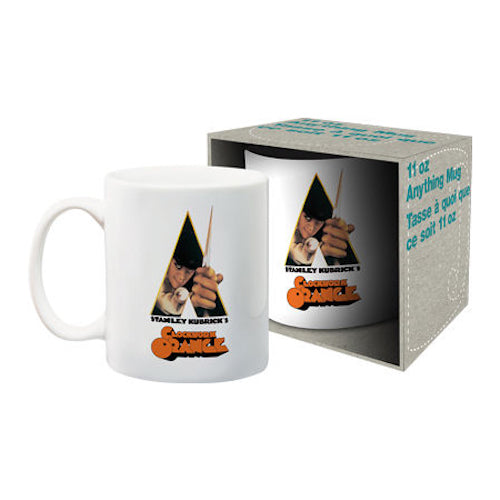 A Clockwork Orange Ceramic Mug | Cookie Jar - Home of the Coolest Gifts, Toys & Collectables