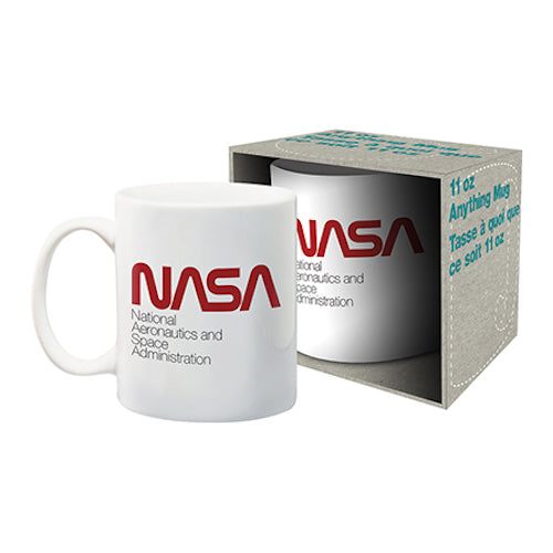 NASA Classic Logo Mug | Cookie Jar - Home of the Coolest Gifts, Toys & Collectables