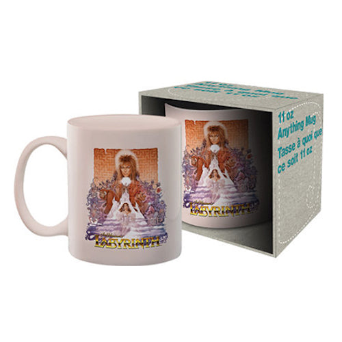 Labyrinth Ceramic Mug