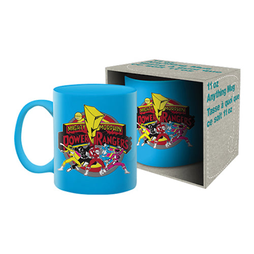 Power Rangers Ceramic Mug | Cookie Jar - Home of the Coolest Gifts, Toys & Collectables