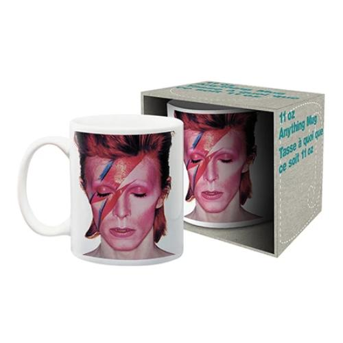 David Bowie - Aladdin Sane Ceramic Mug | Cookie Jar - Home of the Coolest Gifts, Toys & Collectables