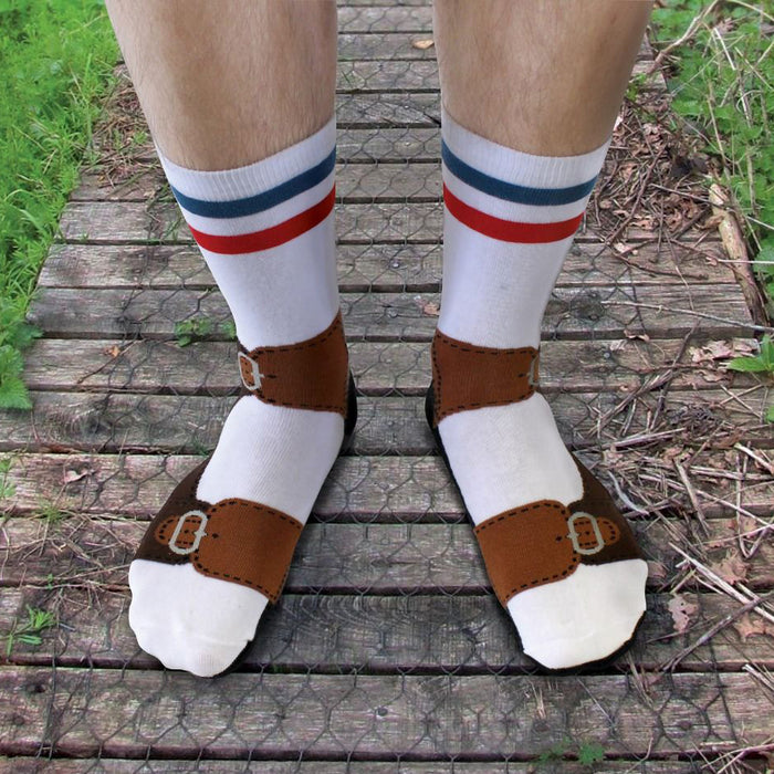 Ginger Fox - Sandal Socks