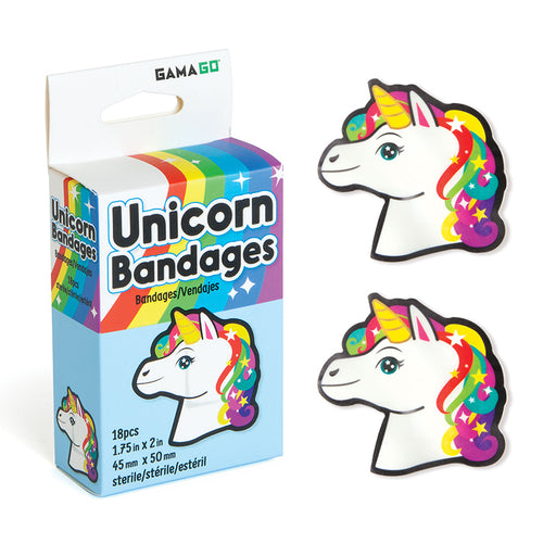 Unicorn Bandages | Cookie Jar - Home of the Coolest Gifts, Toys & Collectables