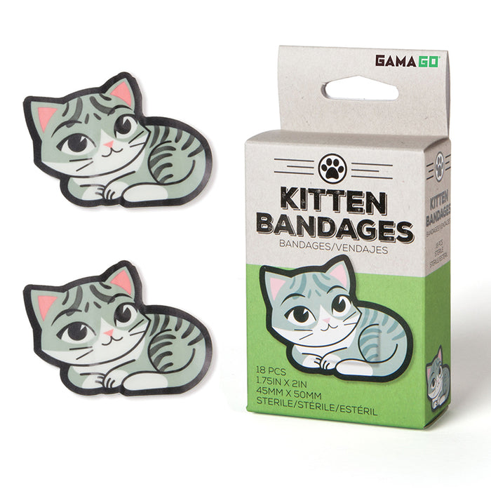 Kitten Bandages | Cookie Jar - Home of the Coolest Gifts, Toys & Collectables