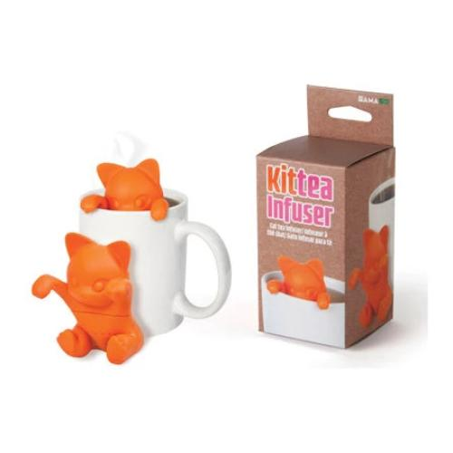 Kit-Tea Infuser | Cookie Jar - Home of the Coolest Gifts, Toys & Collectables