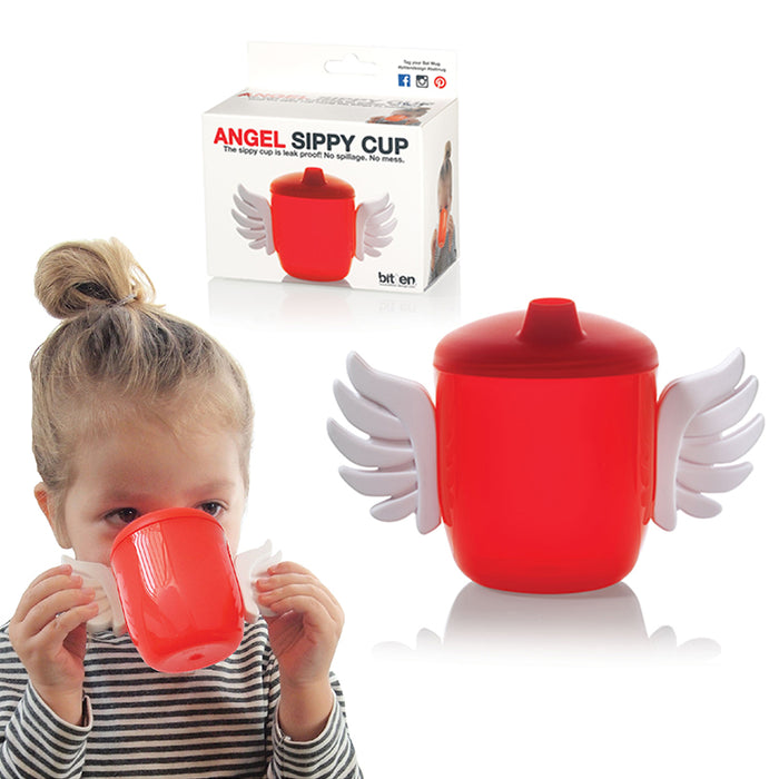 Angel Sippy Cup | Cookie Jar - Home of the Coolest Gifts, Toys & Collectables