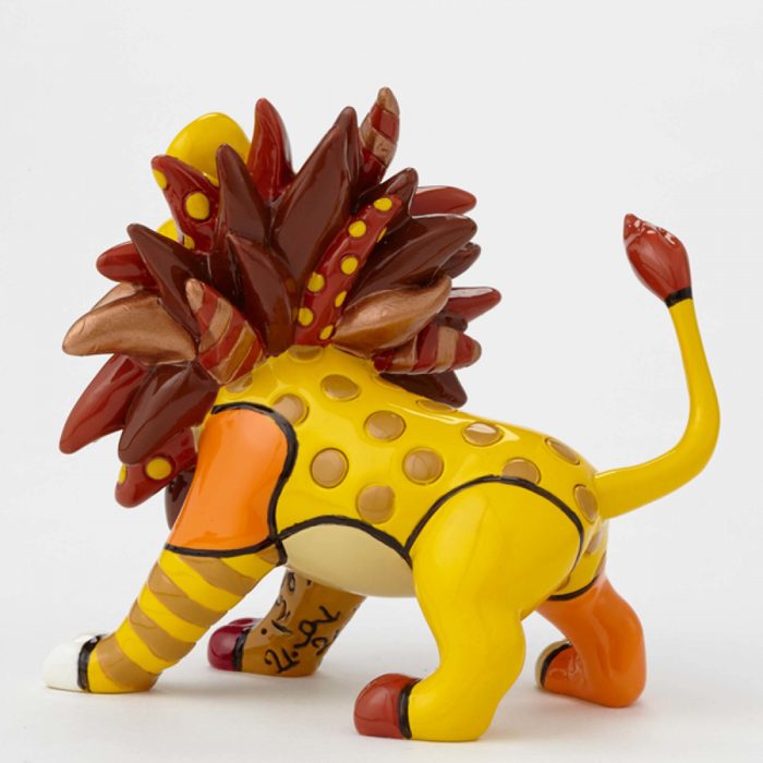 Disney By Britto - Simba The Lion King Mini Figurine | Cookie Jar - Home of the Coolest Gifts, Toys & Collectables