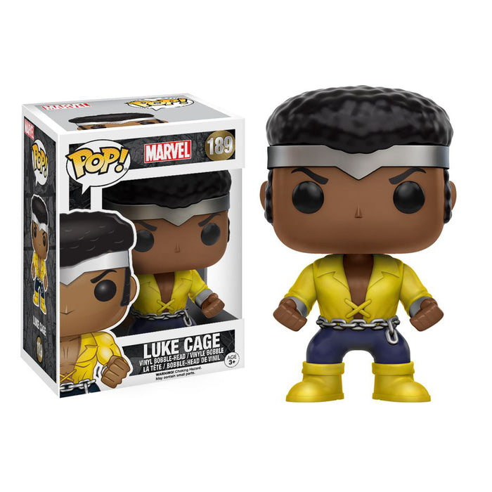 Luke Cage Power Man US Exclusive Pop! Vinyl Figure