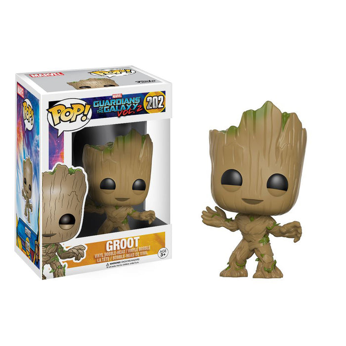 Guardians Of The Galaxy 2 - Groot Pop! Vinyl Figure | Cookie Jar - Home of the Coolest Gifts, Toys & Collectables