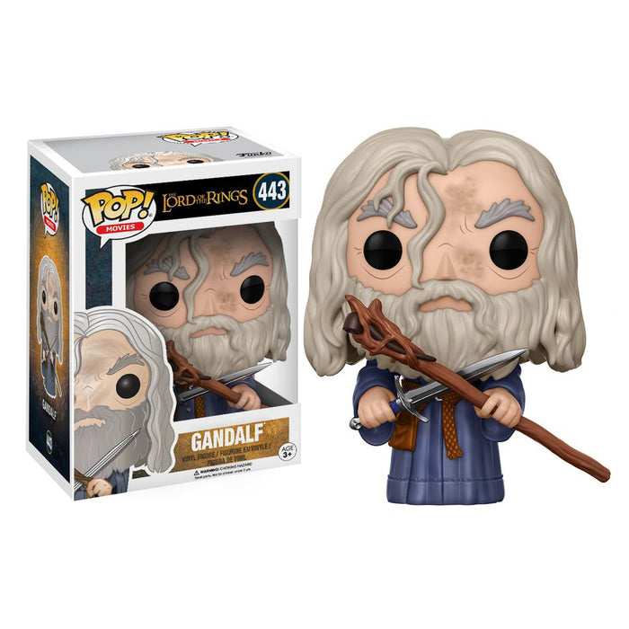 Lord Of The Rings - Gandalf Pop! Vinyl Figure | Cookie Jar - Home of the Coolest Gifts, Toys & Collectables
