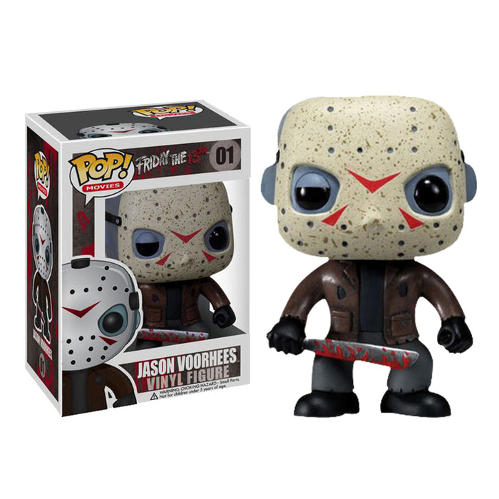 Friday The 13th - Jason Voorhees Pop! Vinyl Figure | Cookie Jar - Home of the Coolest Gifts, Toys & Collectables