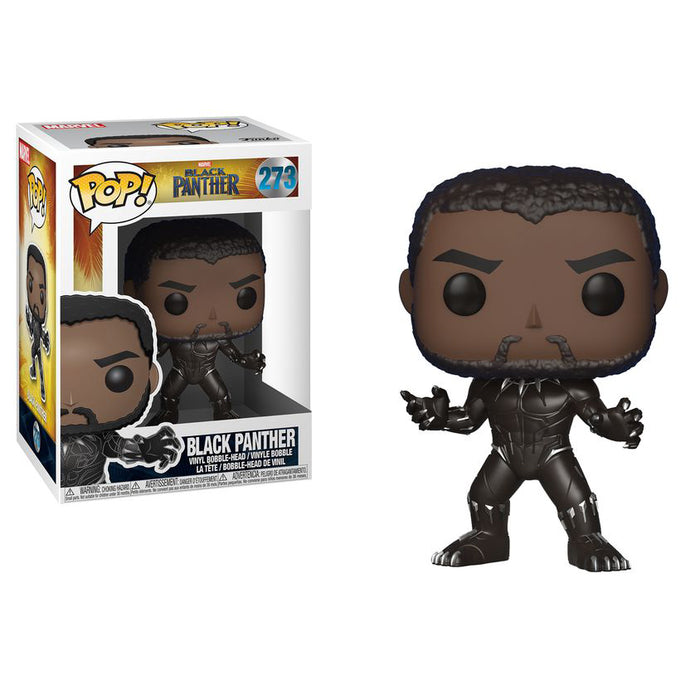 Black Panther Pop! Vinyl Figure | Cookie Jar - Home of the Coolest Gifts, Toys & Collectables