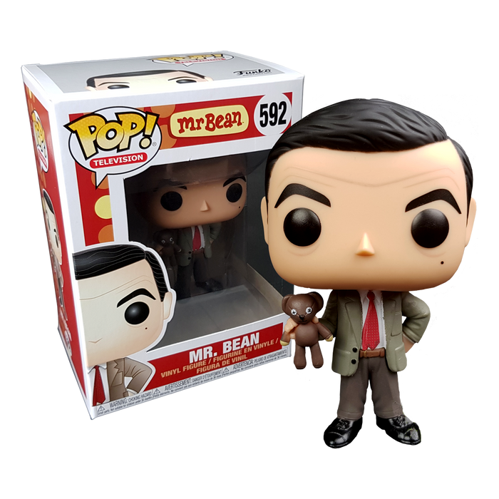 Mr Bean Pop! Vinyl Figure