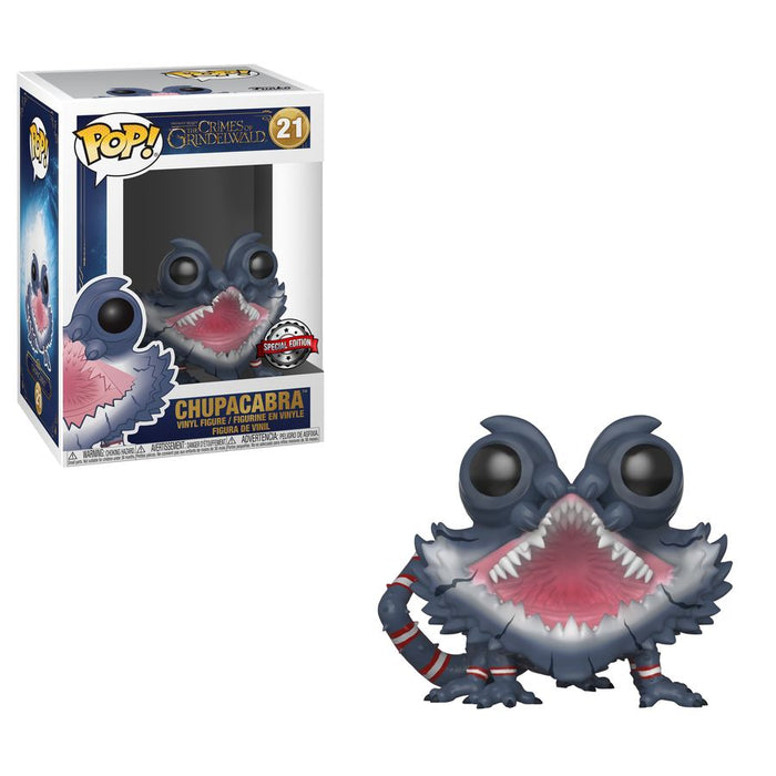 Fantastic Beasts 2 - Chupacabra Open Mouth US Exclusive Pop! Vinyl Figure | Cookie Jar - Home of the Coolest Gifts, Toys & Collectables