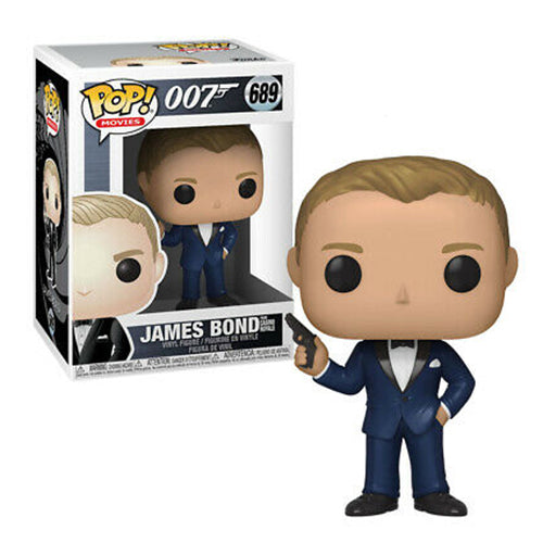James Bond Casino Royale Pop! Vinyl Figure | Cookie Jar - Home of the Coolest Gifts, Toys & Collectables