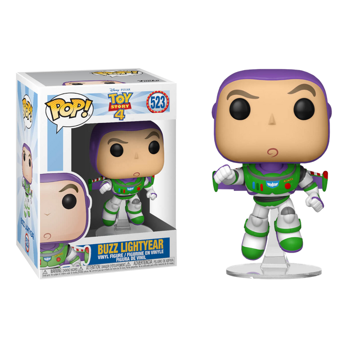 Toy Story 4 - Buzz Lightyear Pop! Vinyl Figure | Cookie Jar - Home of the Coolest Gifts, Toys & Collectables