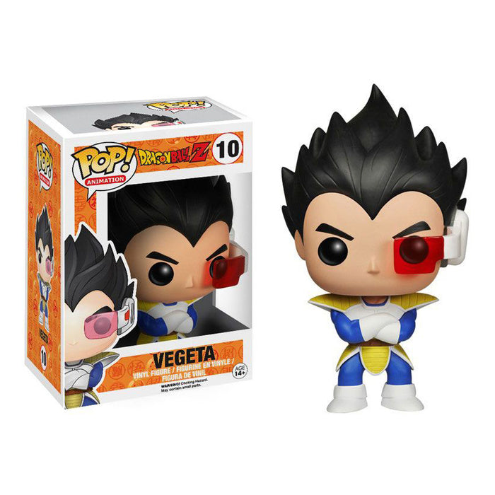 Dragon Ball Z - Vegeta Pop! Vinyl Figure | Cookie Jar - Home of the Coolest Gifts, Toys & Collectables