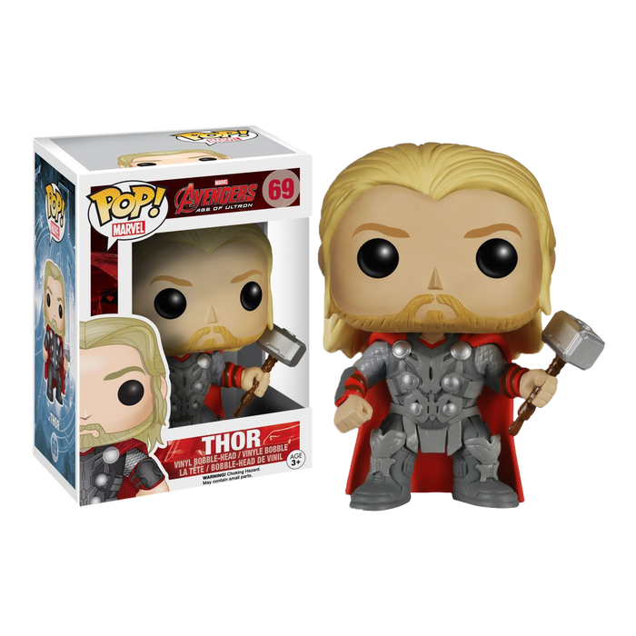 Avengers 2 - Thor Pop! Vinyl Figure | Cookie Jar - Home of the Coolest Gifts, Toys & Collectables