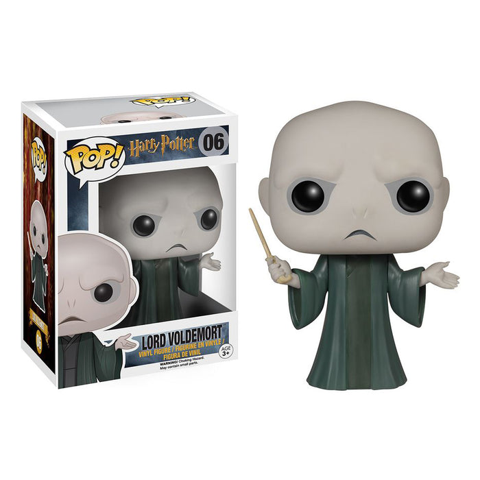 Harry Potter - Voldemort Pop! Vinyl Figure | Cookie Jar - Home of the Coolest Gifts, Toys & Collectables