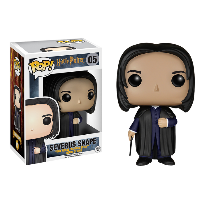 Harry Potter - Severus Snape Pop! Vinyl Figure | Cookie Jar - Home of the Coolest Gifts, Toys & Collectables