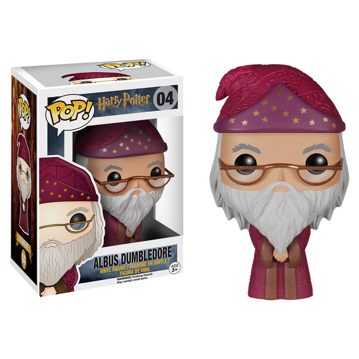 Harry Potter - Albus Dumbledore Pop! Vinyl Figure | Cookie Jar - Home of the Coolest Gifts, Toys & Collectables