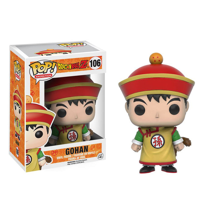 Dragon Ball Z - Gohan Pop! Vinyl Figure | Cookie Jar - Home of the Coolest Gifts, Toys & Collectables