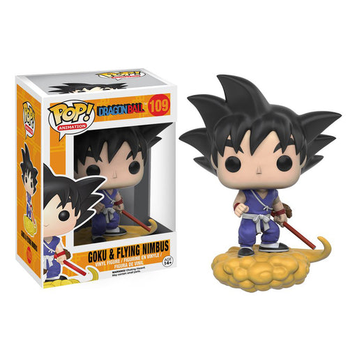 Dragon Ball Z - Goku & Nimbus Pop! Vinyl Figure | Cookie Jar - Home of the Coolest Gifts, Toys & Collectables
