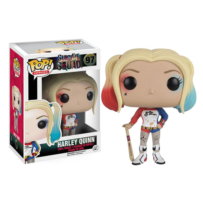 Suicide Squad - Harley Quinn Pop! Vinyl Figure | Cookie Jar - Home of the Coolest Gifts, Toys & Collectables