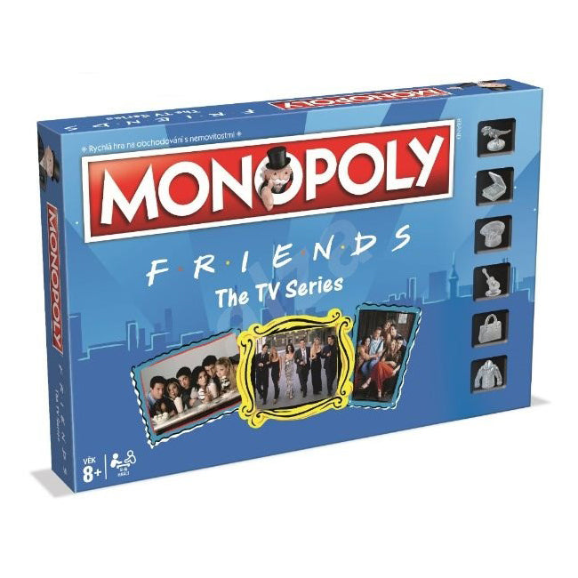 Monopoly - Friends Edition | Cookie Jar - Home of the Coolest Gifts, Toys & Collectables