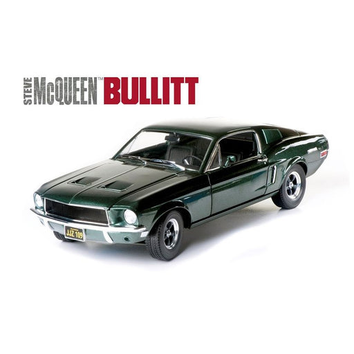 1:18 Scale Bullitt 1968 Mustang GT Fastback Diecast Model | Cookie Jar - Home of the Coolest Gifts, Toys & Collectables