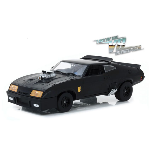 1:18 Scale Mad Max Last Of The V8 Interceptors 1973 Ford Falcon XB Diecast Model | Cookie Jar - Home of the Coolest Gifts, Toys & Collectables
