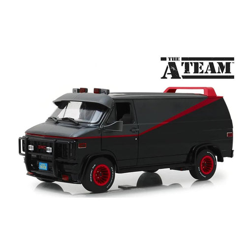 1:18 Scale The A-Team 1983 GMC Vandura Diecast Model | Cookie Jar - Home of the Coolest Gifts, Toys & Collectables
