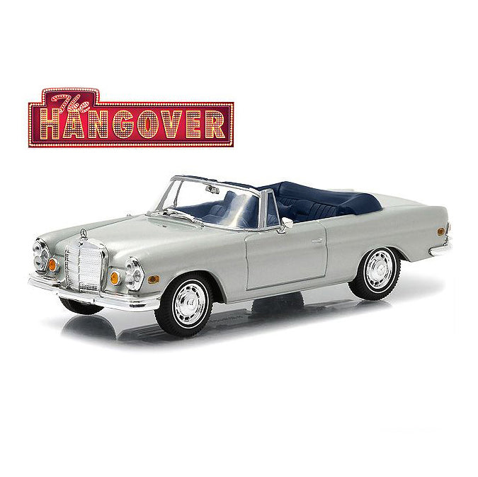 1:43 Scale The Hangover 1969 Mercedes Benz 280SE Convertible Diecast Model | Cookie Jar - Home of the Coolest Gifts, Toys & Collectables