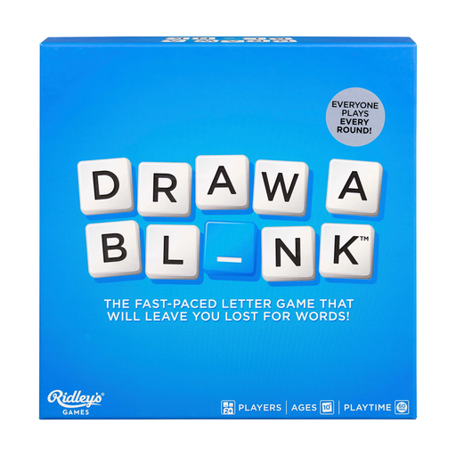Ridley's Draw A Blank Word Game | Cookie Jar - Home of the Coolest Gifts, Toys & Collectables