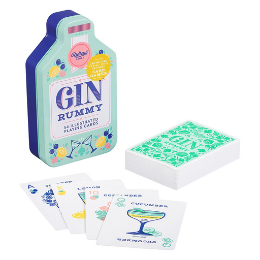 Ridley's Gin Rummy Playing Cards
