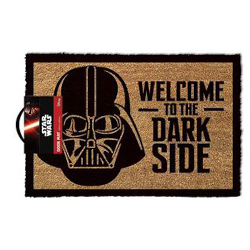 Star Wars - Welcome To The Dark Side Doormat | Cookie Jar - Home of the Coolest Gifts, Toys & Collectables